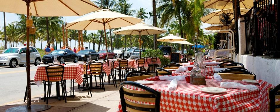 vente restaurant miami